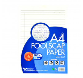Unicorn Exam Paper A4 70G-100S UEP-103 (10 packets)
