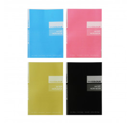 Unicorn A4 Colour Note Book UNB-160'S (10 books)