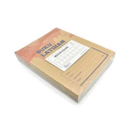 Unicorn Brown Cover Exercise Book EB-80-10MM (10 pcs)