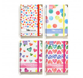 Unicorn B5 Note Book UNB-558 (36 books)