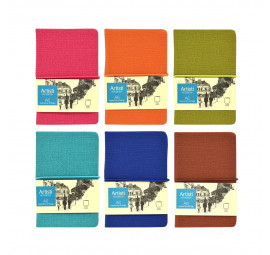 Unicorn Artisti Note Book UNB-153 A6 BSB (12 pcs)