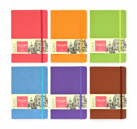 Unicorn Giornale Note Book A5 BSD UNB-210 (dotted) (12 pcs)