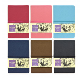 Unicorn Scrittory Note Book A5 ZG UNB-210 (dotted) (12 pcs)