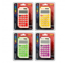 Reckon Calculator 8D RC2201 (12 pcs)
