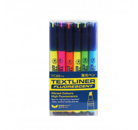 Unicorn Textliner UTL-708 12'S (12 packets)