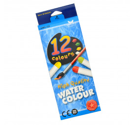 Unicorn Water Colour UWC-120 (12 boxes)