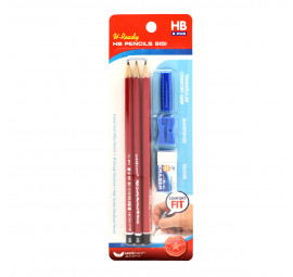 Unicorn HB Pencil Set BC-9151-9'S (12 sets)