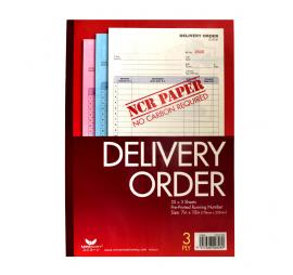 Unicorn NCR Delivery Order 7X10(25X3) B828 (10 books)